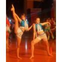 Strój duet do tańca M36