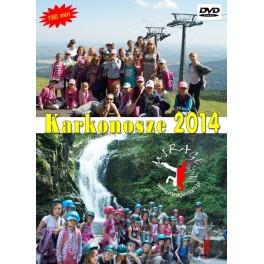 """Płyta DVD """"Karkonosze 2014"""""""